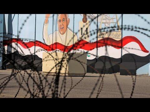 الوجود المسيحي في العراق يتلاشى على وقع موجات الهجرة المتتالية…  - 16:58-2021 / 2 / 22