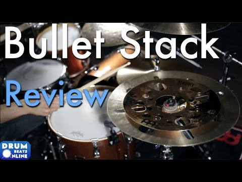 Luke Holland Meinl Bullet Stack Review Drum Beats Online