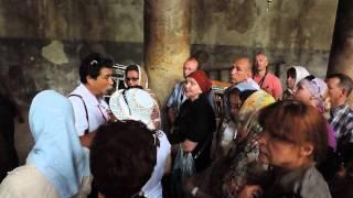 Палестинская Автономия -- Вифлеем -- В Храме Рождества Христова(Домашнее видео -- День 5-й -- 16 мая 2013 г. - Палестинская Автономия -- Вифлеем -- В Храме Рождества Христова - 2013.05.16..., 2013-06-27T10:36:42.000Z)
