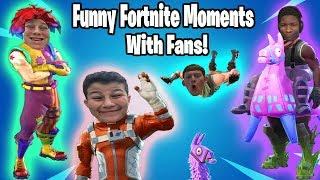 Fortnite Funny Moments!!!   Clutch WIN!  
