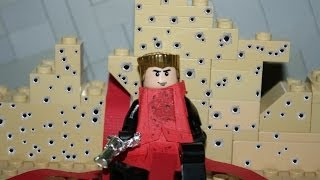 The opening to the epic 90's anime: TRIGUN, in LEGO form! Like this...