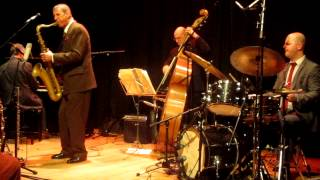 "Benn Clatworthy quartet at Seven Jazz Leeds ""Little Rootie Tootie"" 8/11/12 .MOV"