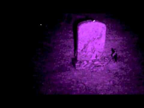 Ghost Investigation at Greenwood Cemetery in Orlando, FL