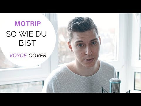 VOYCE  - SO WIE DU BIST Motrip Cover