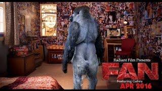 Jabra FAN Anthem Song by animals spoof  Shah Rukh Khan   #FanAnthem   In Cinemas April 15