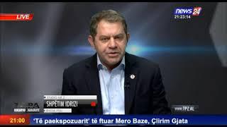 """""""Varrimi i Kacifas"""", Idrizi: Shteti shqiptar tregoi se ka rënë"""