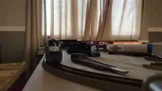 HO scale train