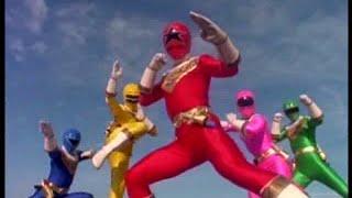 Power Ranger Zeo | Primera transformación y batalla