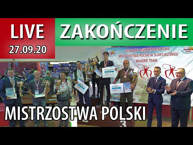 Mistrzostwa POLSKI zakończenie