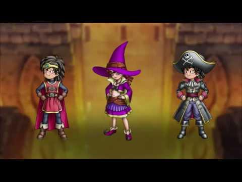 Vidéo test - Dragon Quest VII : La Quête des vestiges du monde