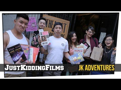 The Last Bookstore - JK Adventures