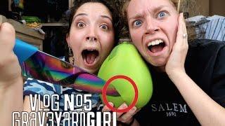 ANTIQUING, DISNEYLAND vs. DISNEY WORLD, PR MAIL   VLOG #5   GRAV3YARDGIRL