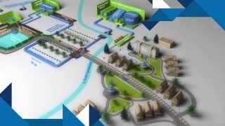 Скоро в Котельниково придет вода от «ЕвроХима»(В ближайшем будущем в Котельниково поступит вода из Гремячинского месторождения подземных вод, которое..., 2015-06-23T05:37:35.000Z)