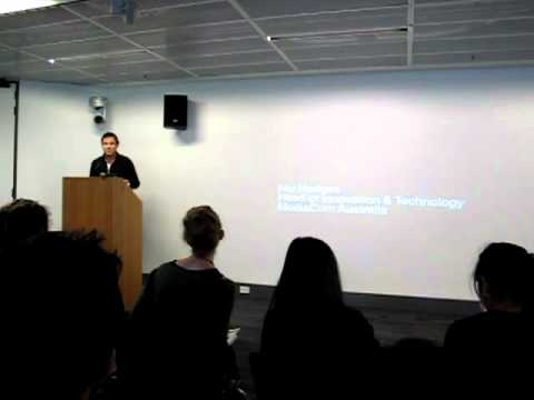 ngen Sydney Industry Careers Nic Hodgers - MediaCom