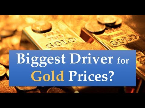 Gold & Silver Price Update - April 4, 2018 + What Drives Gold Prices?