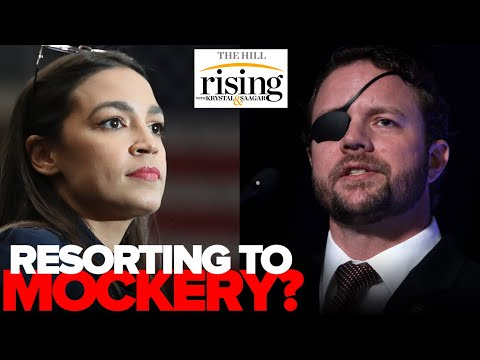 Panel REACTS: Dan Crenshaw Ridicules AOC For Being A Bartender