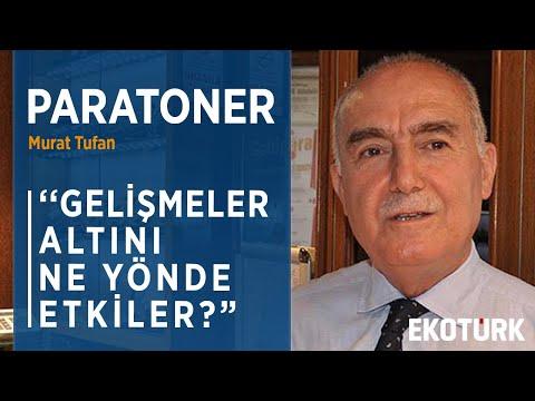 GRAM ALTIN NE KADAR OLACAK? | Murat Tufan | Mehmet Ali Yıldırımtürk | 03.04.2020