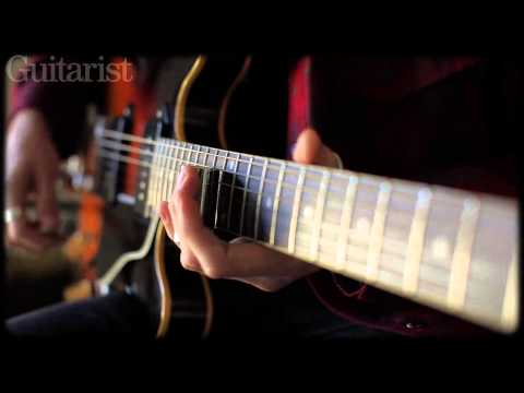 Gibson Luther Dickinson ES-335 electric guitar demo