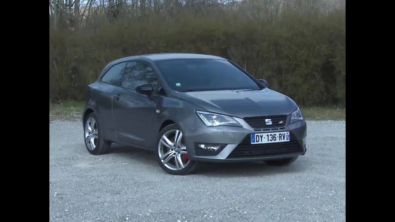essai seat ibiza sc cupra 2016 youtube. Black Bedroom Furniture Sets. Home Design Ideas