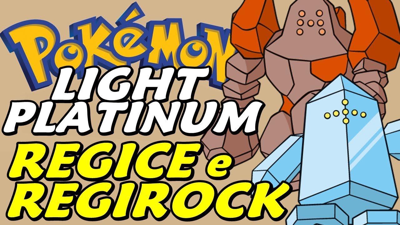 detonado pokemon light platinum versao hack