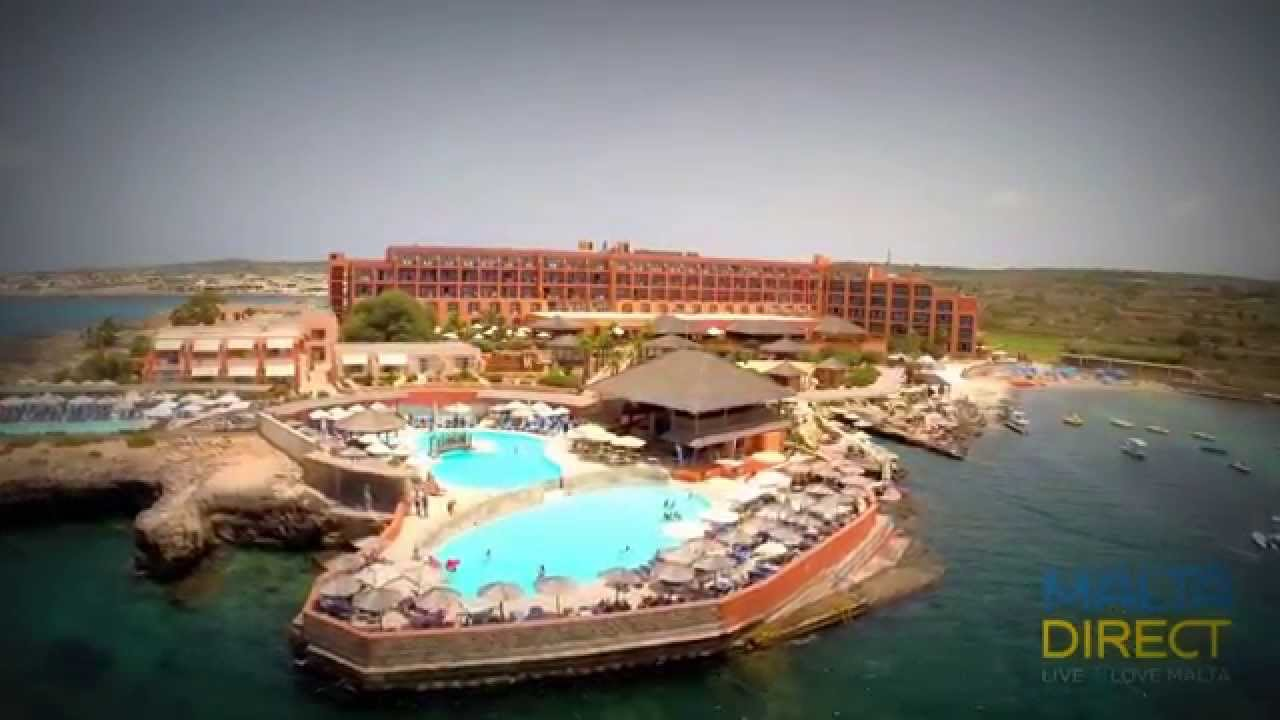 Malta Hotel Ramla Bay Resort
