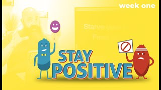 STAY POSITIVE | Week 1| Enough With The Bad News | Pastor Tim Toole