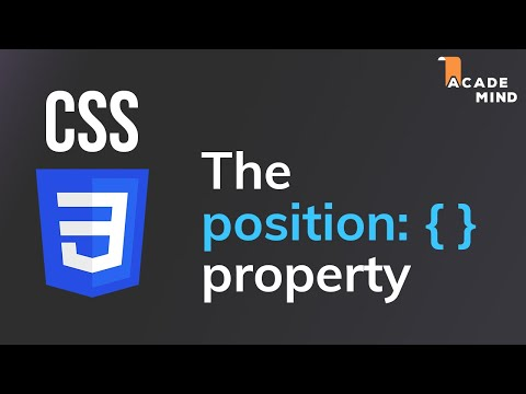CSS Positioning Tutorial For Beginners
