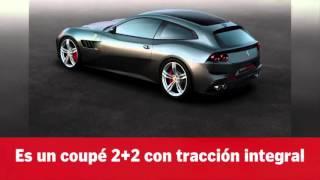 Nuevo Ferrari GTC4 Lusso