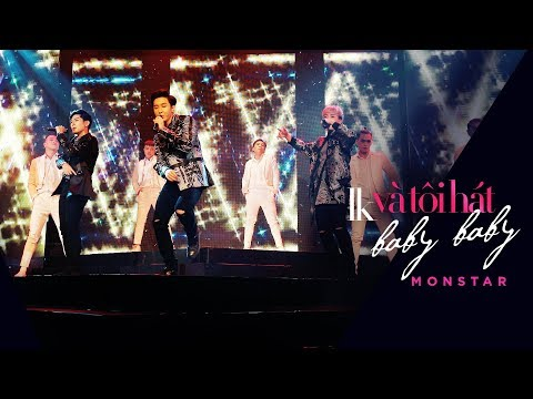 LK: Và Tôi Hát, Baby Baby - Monstar | Elle Style Awards 2017