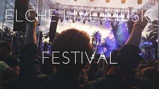 ELCHE LIVE MUSIC FESTIVAL: ¡FULL, SECOND, FANGORIA & MISS CAFFEINA! l VLOG