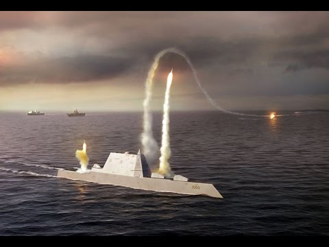 USS Zumwalt (DDG-1000) - The monsters are in the ocean - Incorporeal Assassin