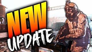 the NEW MODERN WARFARE 1.06 UPDATE.. (New Maps LEAKED)