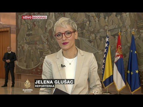 Glušac o obraćanju Vučića, Čovića i Izetbegovića u Beogradu