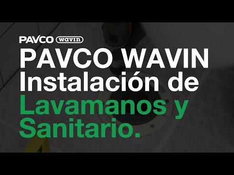 Instalando tuboplus en un ba o con agua fr a y agua for Lavamanos sin instalacion
