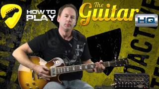 Eddie Van Halen Guitar Lesson You Really Got Me | Rock Guitar Lesson