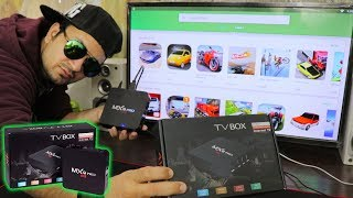 MXQ Pro 4K Android Tv BOX | Unbox Review | Gadgets Gate