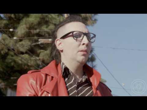 DAS FOTO-SHOOT (2013) featuring Marilyn Manson & Roxane