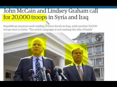 Christian Prince - John McCain Lindsey Graham
