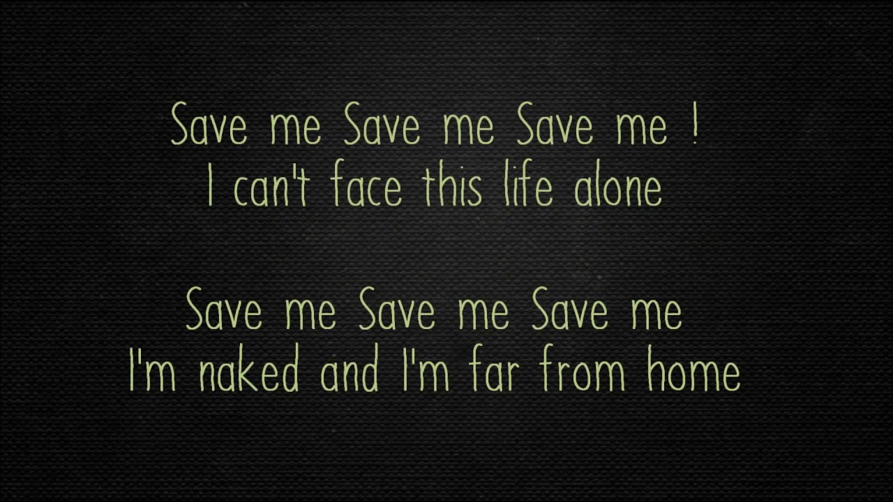 Queen - Save Me (Official Lyric Video) - YouTube