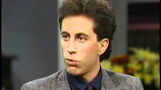 Jerry Seinfeld and Dr. Ruth talk sex - 1986
