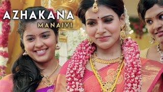 Azhagana Manaivi Anbana Thunaivi Whatsapp Status | Tamil Romantic Whatsapp Status