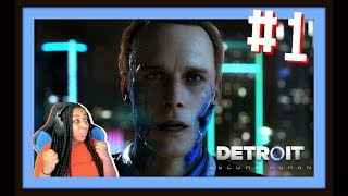 IT'S ON SIGHT!! | DETROIT BECOME HUMAN EPISODE 1 WALKTHROUGH GAMEPLAY (PS4 PRO 4K)