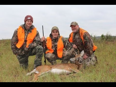 Force Adventure Outdoors Season 1 Episode 4, Deer Hunt GOPRO