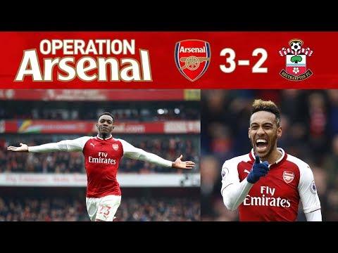 Arsenal 3-2 southampton - wtf welbeck & iwobi?!