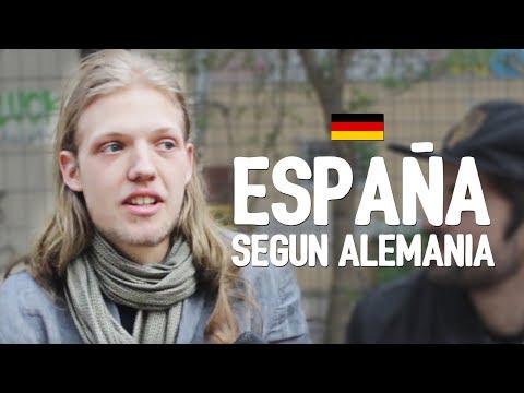 ESPAÑA según alemanes