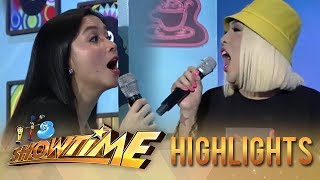 Vice Ganda and Mariel fight over their houses | It's Showtime KapareWho