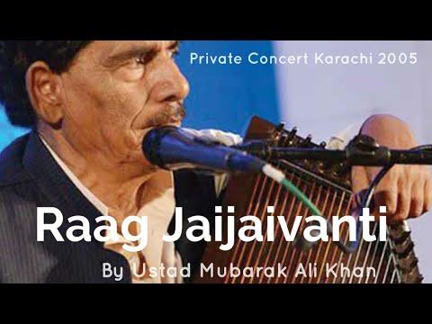 Jay Jay Vanity by Ustad Mubarak Ali Khan.wmv