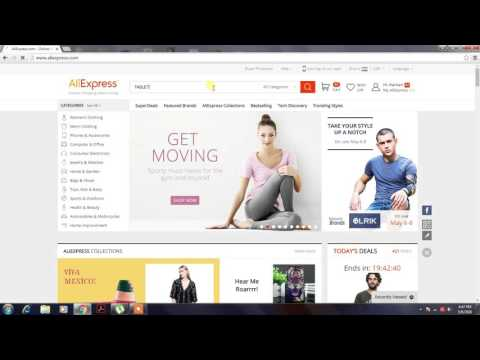 ALIEXPRESS WEBSITE REVIEW IN TAMIL