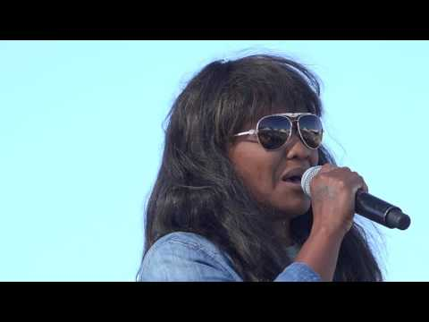 Tanya Stephens Sierra Nevada World Music Festival June 18, 2016 whole show