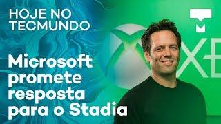 Brasil e EUA fecham acordo para Alcântara, Microsoft vai responder Stadia e mais - Hoje no TecMundo thumbnail